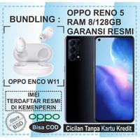 OPPO RENO 5 RAM 8/128   50W SUPERVOOC CHARGE  AMOLED 90Hz Display NFC