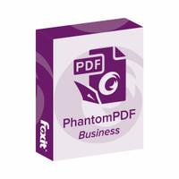 foxit phantomPDF businnes Original lisensi