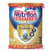 susu bubuk nutrilon royal 3 vanilla/madu 800gr - Vanila