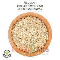 Regular Rolled Oat 1 Kg (Oatmeal)