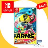 Nintendo Switch Arms English Language Eng Cover Game Original Kaset