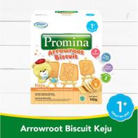 Promina arrowroot biskuit 110gr - Kuning