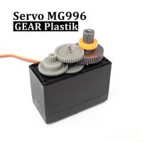 Servo MG996R Metal Gear High Speed - Gear Plastik