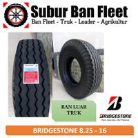 Bridgestone MRA 8.25 - 16 14PR Ban Luar Truk Ukuran 825 R16