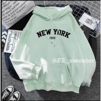 Sweater Hoodie Jumper New York 199x Pria Wanita Terbaru Termurah