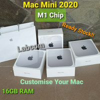 Apple Mac Mini M1 Chip 2020 Customise 16GB RAM