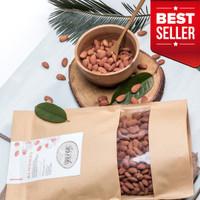 Roasted Almond / Kacang Almond Panggang Fresh 500 gram Premium