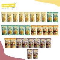 Rainbow Stick / Rainbow Puff - Box Paket Puas (Isi 30 Pcs)