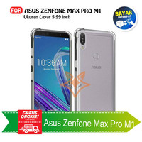 Case Asus Zenfone Max Pro M1 Soft Case Anti Crack Anti Shockproof