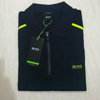 BRAND NEW HUGO BOSS Philix Black Polo Shirt NEW SEASON AUTHENTIC!