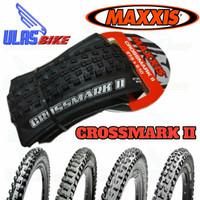 MAXXIS CROSSMARK II M344P 27.5X2.10 60TPI Ban Sepeda Original