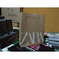 Paper Bag ZARA/Tas Kertas ZARA