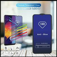 TEMPERED GLASS ANTI BLUE LIGHT SAMSUNG PART 2 ANTI GORES HP HANDPHONE - A40