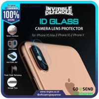 Ringke iPhone Xs Max Xs X IDGL Camera Tempered Glass Anti Gores 1 pcs
