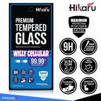 Tempered Glass Oppo F5 - Anti Gores Kaca - Hikaru Indoscreen