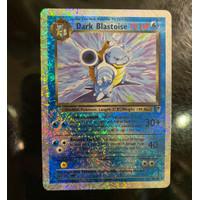 Kartu Pokemon Dark Blastoise Reverse Holo Legendary Collection