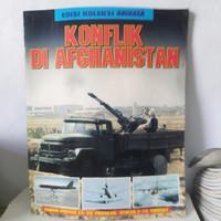 Majalah Konflik Di Afghanistan Edisi Koleksi Angkasa