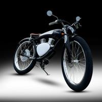 e-Bike Munro2.0 Smart Motor/Sepeda 48v lithium 400w