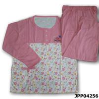 Baju Tidur Setelan Jumbo Celana Panjang Tangan Panjang