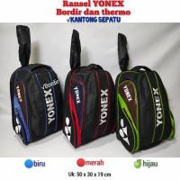 tas raket badminton ransel besar