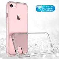 Case iPhone SE 2 2020 | 7 | 8 [ Plus ] Clear Hybrid Anti Crack Casing