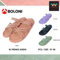 sendal wanita jelly / sandal wanita BOLONI