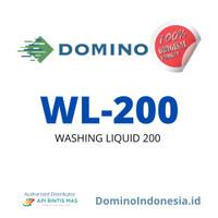 DOMINO WASH SOLUTION WL-200 - ORIGINAL DOMINO UK