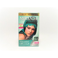 Miranda Hair Color Premium Green 30 ml MC-11