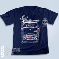 Kaos Bus Po Haryanto Tsalju Baju Bismania Custom Busmania Tshirt Bis