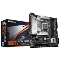 GIGABYTE B560M AORUS PRO AX - Intel Motherboard LGA1200