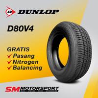 Ban Mobil Dunlop D80V4 205 65 R15 15 Kijang Innova