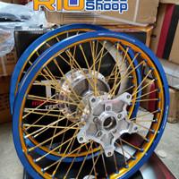 Velg Jari Jari CB150R New Dan CBR 150 New Facelift Paketan Ring 17 TDR