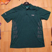 Kaos Kerah Polo Sport Olahraga Golf Running Gym Fitness Lari Import