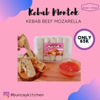 Kebab MonToK Mozarella isi 10 / Kebab Frozen Premium / Kebab Enak