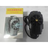 Mobile LIve Radiator G6 cooling Kipas Pendingin HP Fancooler Mobile