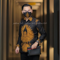 Batik Pria Premium Slimfit 034 - L