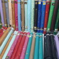 Kain Katun Oxford Sari Warna Polos Grade A Bahan Baju Seragam Sekolah