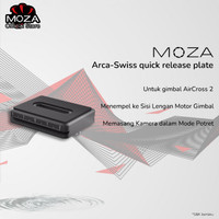 Moza Arca Swiss Quick Release Plate
