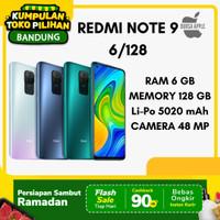 Xiaomi Redmi Note 9 6/128 GB 6GB 128GB Garansi Resmi Xiaomi Indonesia