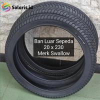 Ban Luar Sepeda 20 x 230 2.30 Swallow Spectra 20x230 BMX