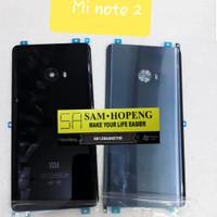 Xiaomi Mi Note 2 Backdoor Back Cover Tutup Batre Housing Casing
