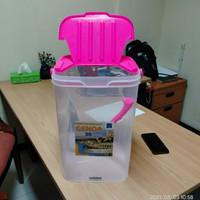Aquarium / Toples Es Kelapa Buah 30 Liter + Gayung Genoa Greenleaf