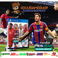 PROMO !! PS4 PES 2021Pro Evolution Soccer 2021 CD GAMES BD inc STICKER