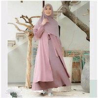 MUFIDA DRESS MUSLIM WANITA
