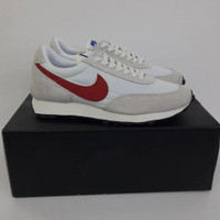 Sepatu Nike Daybreak White University Red BNIB 100% ORIGINAL MATERIAL
