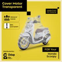 Cover Motor MURAH Sarung Motor SCOOPY WATERPROOF TEBAL Not URBAN