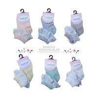 Kaos kaki bayi renda / Baby lace socks