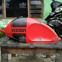 Tangki Custom NVL New Vixion Lightning Tengki Vixion New Japstyle Scra