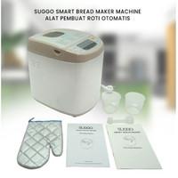 SMART BREAD MAKER MACHINE SUGGO - ALAT PEMBUAT KUE OTOMATIS
