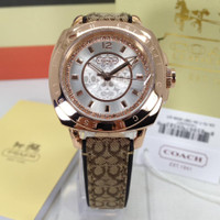 jam tangan Coach Watch Ladies 35mm Original Fullset